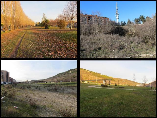 Lugares visitados (8 y 11-1-2013)