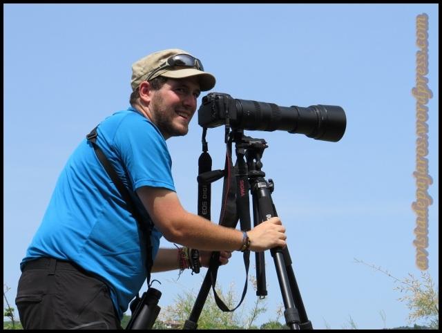 Fotografiando la pescadora (2-8-2013)