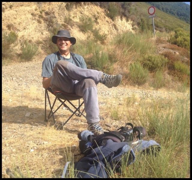 David en plena espera; Julen Gayarre (26-9-2013)