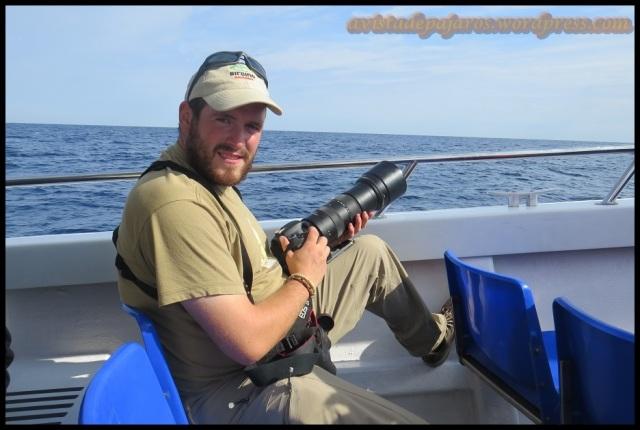 Yo en el barco (13-10-2013)