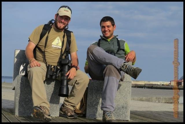 Yo y David (13-10-2013)