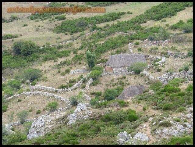 Típico poblado de Somiedo (25-9-2013)