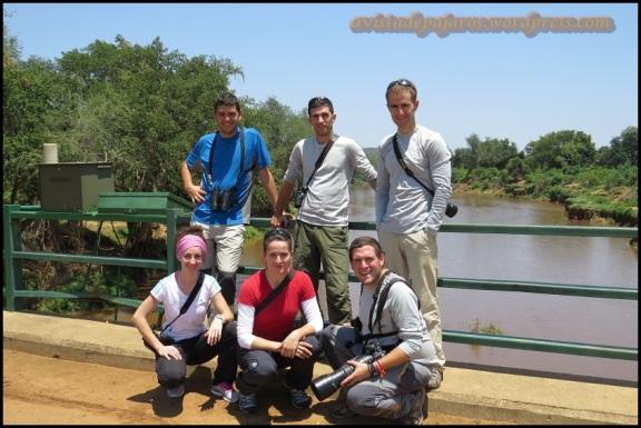 Expedición Kruger al completo (30-10-2013)