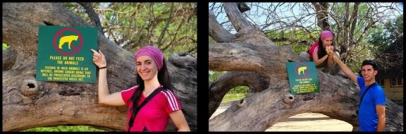 Amaia y Asier; María Martínez (7-11-2013)