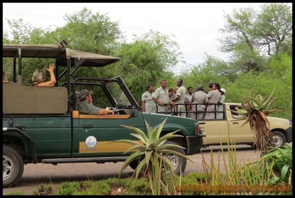 Vehículos de dentro del campamento (7-11-2013)