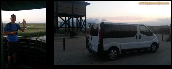 Llegada al Delta del Ebro (31-6-2014)