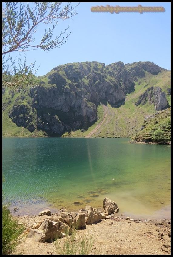 Lago de Somiedo (17-8-2014)