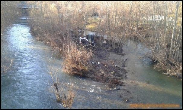 Obras en el río (22-12-2014)