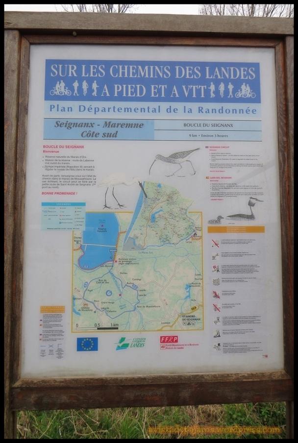 Cartel del lugar (20-3-2015)