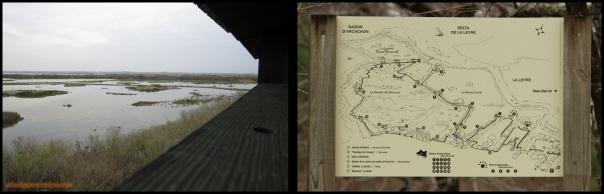 Observatorio y mapilla del lugar (21-3-2015)