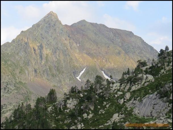 Uno de los picos de la zona (15-7-2015)