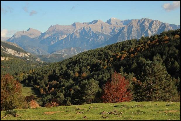 Montañas del quebrantahuesos (14-10-2015)